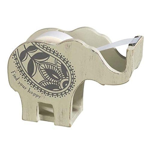 grasslands road decorative elephant tape dispenser