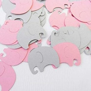Elephant Baby Shower Supplies Elephant Things